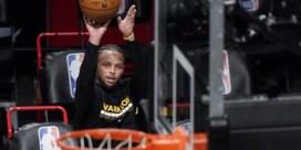 Basketballer Stephen Curry scoort uitzonderlijk 105 driepunters op een rij