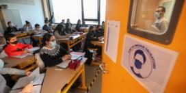 Scholen waren niet de aanjagers van Brusselse tweede golf