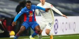 Belgen van Leicester City verliezen dure punten tegen Crystal Palace, waar het van kwaad naar erger gaat met Batshuayi