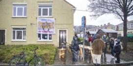 Protest tegen sloop oude Gentse sociale wijk