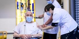 Jos Hermans (96) krijgt als eerste Vlaming het coronavaccin: 'Laat maar komen'