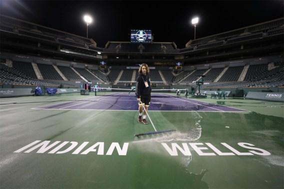 """Tennistoernooi van Indian Wells uitgesteld: geen """"vijfde grandslamtoernooi"""" in 2021"""