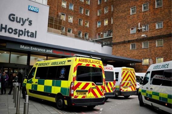 Coronabesmettingen exploderen in Verenigd Koninkrijk, ziekenhuizen overspoeld
