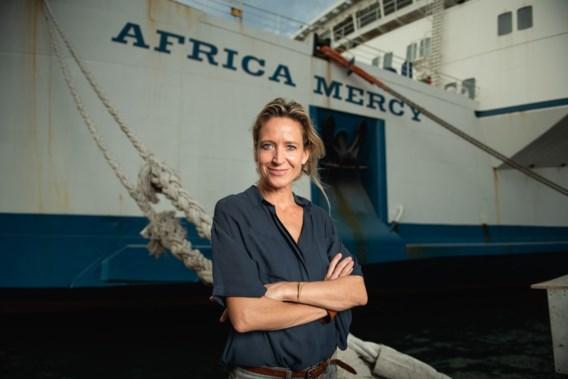 Grootste private ziekenhuisschip ter wereld wordt in Antwerpen voltooid
