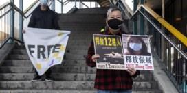 Chinese journaliste moet vier jaar de cel in voor verslaggeving vanuit Wuhan