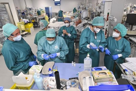 Gemiddeld aantal nieuwe besmettingen blijft in stijgende lijn