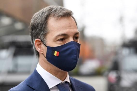 Premier De Croo: 'We moeten vermijden dat we virus opnieuw importeren'