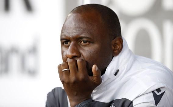 Franse eersteklasser OGC Nice ontslaat coach Patrick Vieira