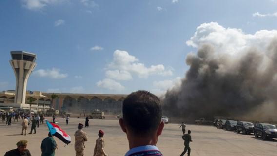 Zeker 22 doden bij aanslag op vliegveld in Jemen
