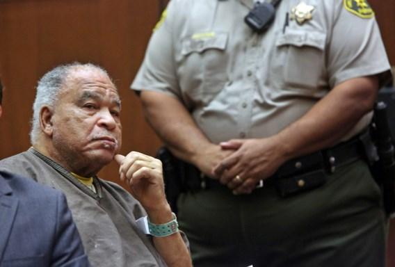 Amerikaanse man die 93 moorden bekende is overleden