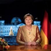 Merkel in eindejaarstoespraak: '2020 was het moeilijkste jaar in 15 jaar leiderschap'