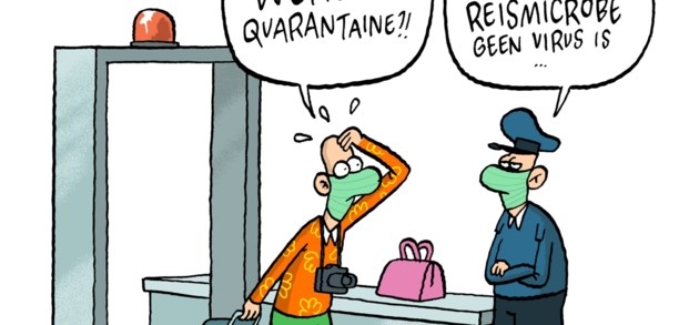 Cartoon van de dag - december 2020