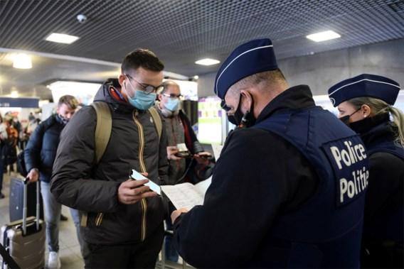 Controle reizigers: problemen op Brussels Airport verholpen, al 300 testen in Brussel-Zuid