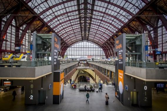 Ook Antwerpen-Centraal en Luik-Guillemins krijgen testcentra
