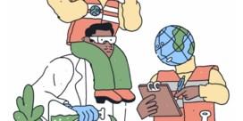 Zet de jongeren en de wetenschappers samen