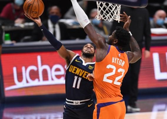 Phoenix Suns pakken vierde zege op rij in de NBA