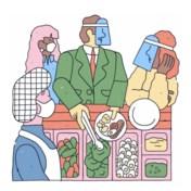 Maak van de lunchplek het hart van je bedrijf