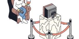 Speel de 'x-factor' van musea uit op televisie