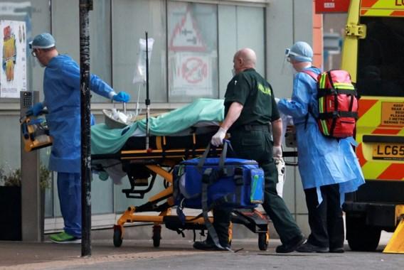 Intensieve zorg volzet in meerdere Londense ziekenhuizen