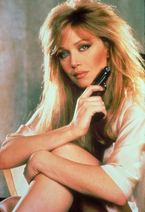Bondgirl Tanya Roberts ten onrechte doodverklaard door eigen manager