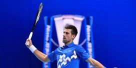 """Novak Djokovic trekt zich terug uit verkiezingen spelersraad ATP: """"Ik wil geen conflict creëren"""""""