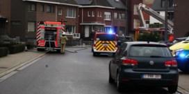 Omwonenden geëvacueerd na brand in opslagloods duikshop