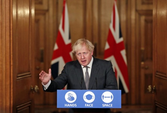 Derde lockdown voor Verenigd Koninkrijk: 'Blijf thuis, bescherm de gezondheidsdiensten en red levens'