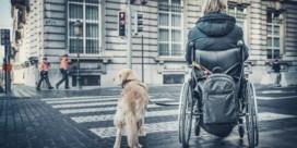 Personen met handicap moeten minder inleveren