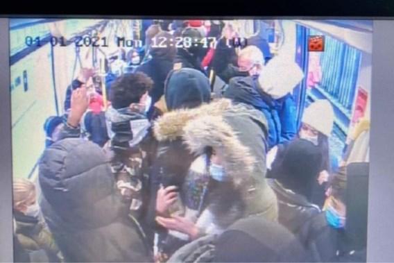 Reizigers in Antwerpse tram op elkaar gepakt door guur weer