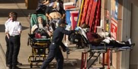 Dramatische taferelen in Los Angeles: wie weinig kans maakt, mag niet in ambulance
