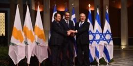 Griekenland en Israël versterken militaire samenwerking