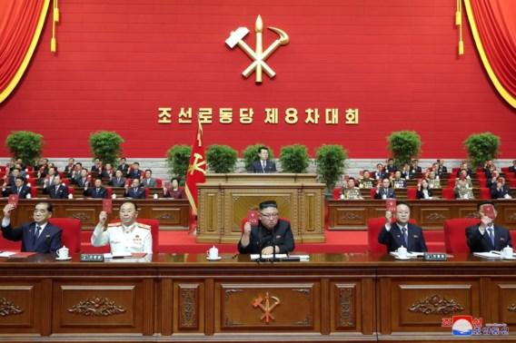 Eerste partijcongres in vijf jaar tijd van start in Noord-Korea