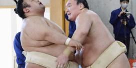 Japanse sumoheld test positief