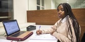 'Niet te veel bewegen bij een online examen, of dat telt als spieken'