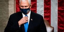 Het is nu officieel: Mike Pence bekrachtigt verkiezing Joe Biden