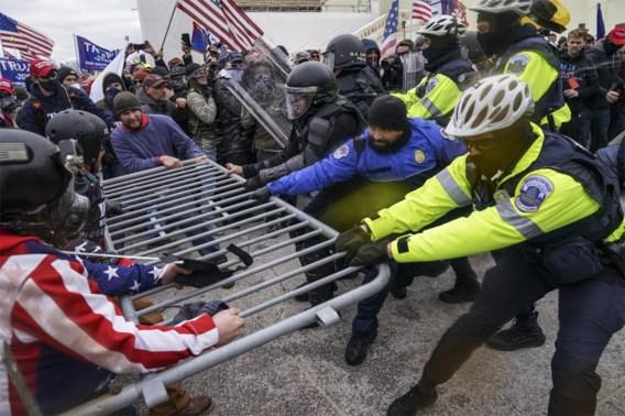 Bestorming Capitool   Hoe raakten demonstranten zo makkelijk binnen?