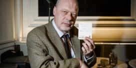 Jan Blommaert, voorgoed zijn stem verloren
