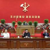 Kim Jong-un geeft toe dat vijfjarenplan faalde