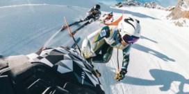 'Sommigen kijken voor het skiën. Anderen voor de crashes'