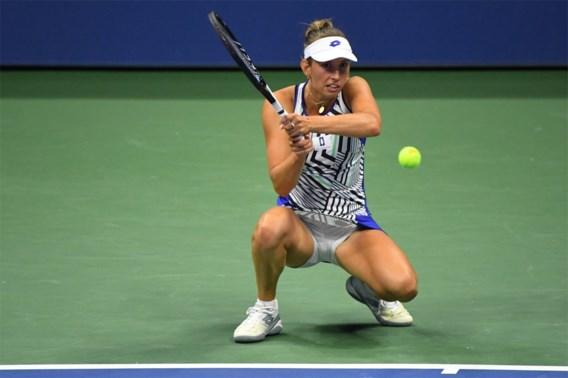 Domper bij start tennisseizoen: Elise Mertens trekt zich terug met schouderblessure