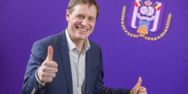 Van Eetvelt stapt op als ceo van Anderlecht