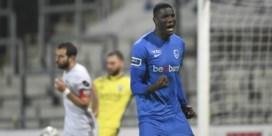 Genk op een punt van Club Brugge na zege in inhaalmatch