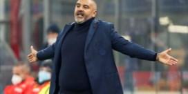 Serie A-club Parma zet coach Fabio Liverani aan de deur