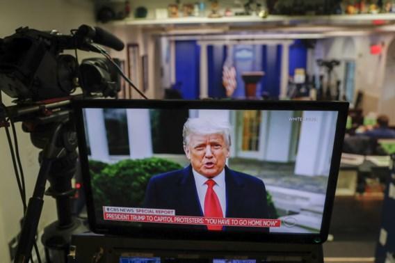 Live   Trump garandeert 'ordelijke overdracht', Congres bekrachtigt presidentschap Biden