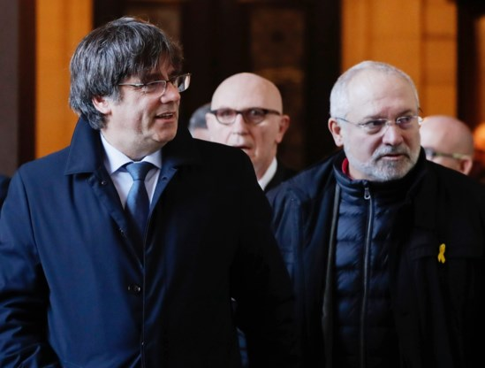 Brusselse rechter weigert opnieuw om Catalaanse minister uit te leveren