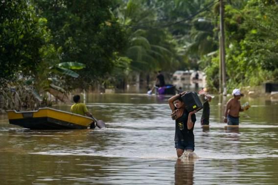 Ergste overstroming in halve eeuw teistert Maleisië