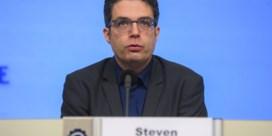 Van Gucht: 'Opvallende stijging besmettingen in Brussel'