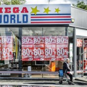 'Duitse interesse in winkels Mega World'