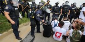 'Zwarte betogers hadden zelfs trappen niet gehaald'
