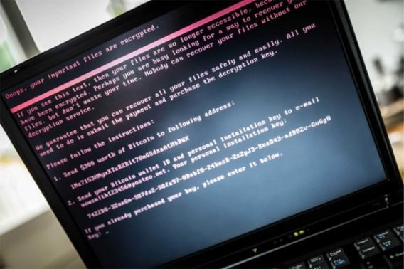 Cyberaanval legt labo's over heel België plat
